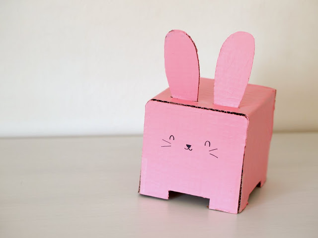 19 Super Cute Bunny Crafts for Kids to Make