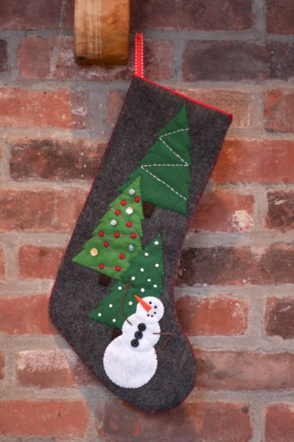 2 Cute And Easy Christmas Sewing Projects