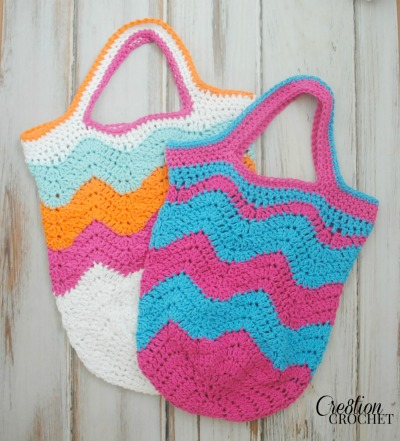 2 Free Crochet Purse  and  Bag Patterns