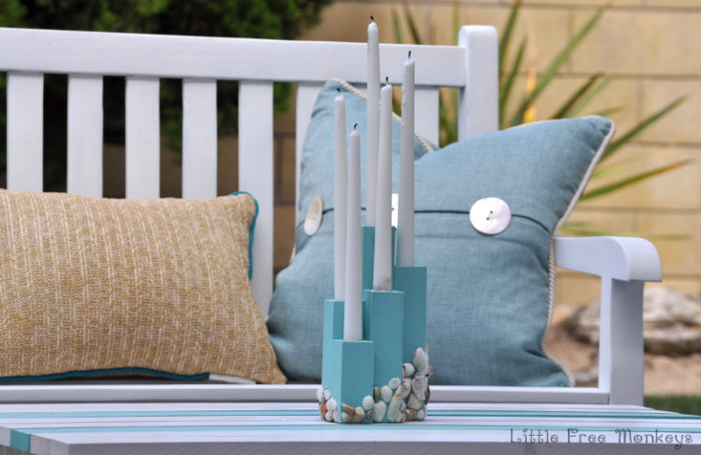 2 Fun and Easy DIY Candle Holder Projects