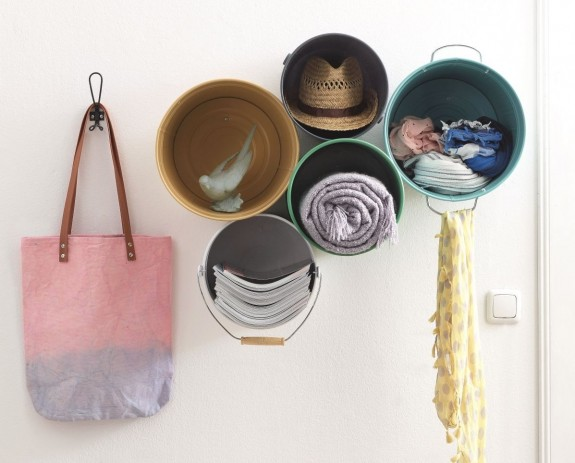 2 Genius Ways To Repurpose Galvanized Buckets and Tubs