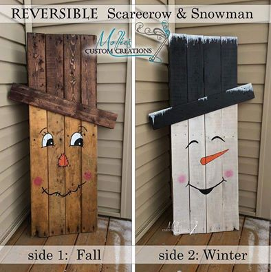 20 Amazing Christmas Pallet Projects