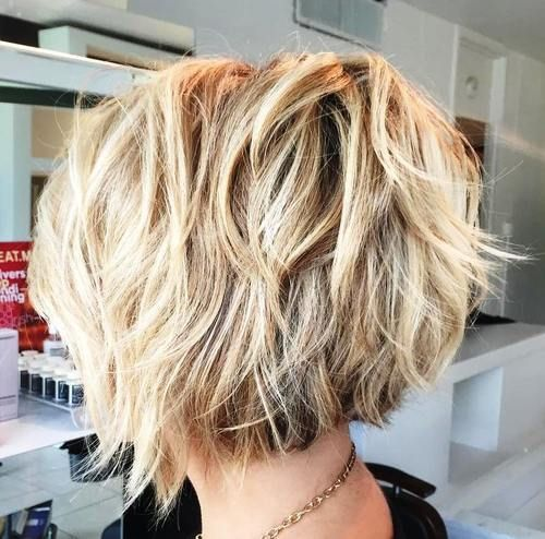 21 Easy and Cute Short Hairstyles For Round Face