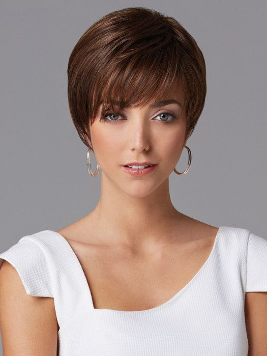 21 Easy and Trendy Short Hairstyles for Ladies