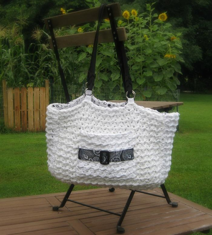 21 Free Crochet Purse  and  Bag Patterns