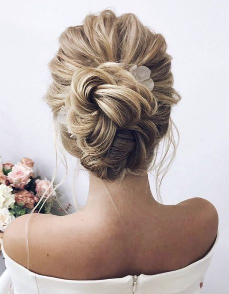 21 Most Trendy Wedding Hairstyles Inspiration for Bride