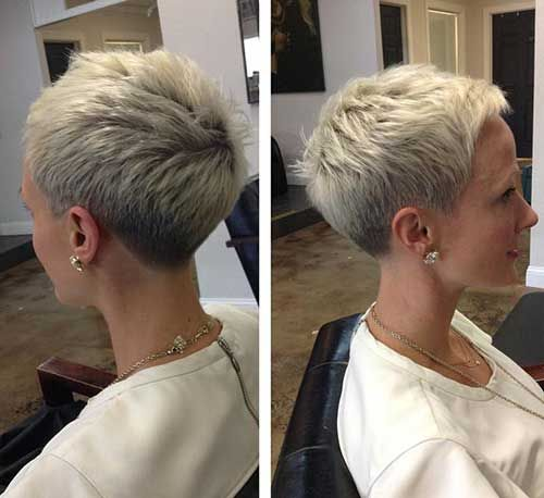 22 Easy and Cute Short Hairstyles For Round Face