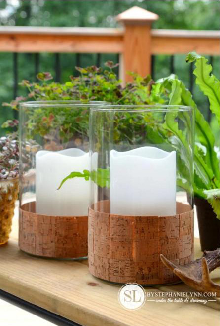 22 Fun and Easy DIY Candle Holder Projects