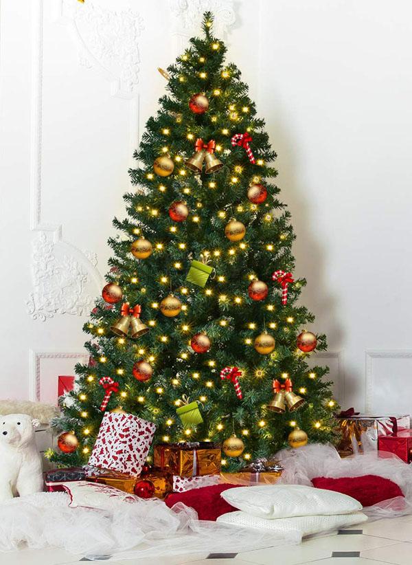 22 PVC Artificial Christmas Tree