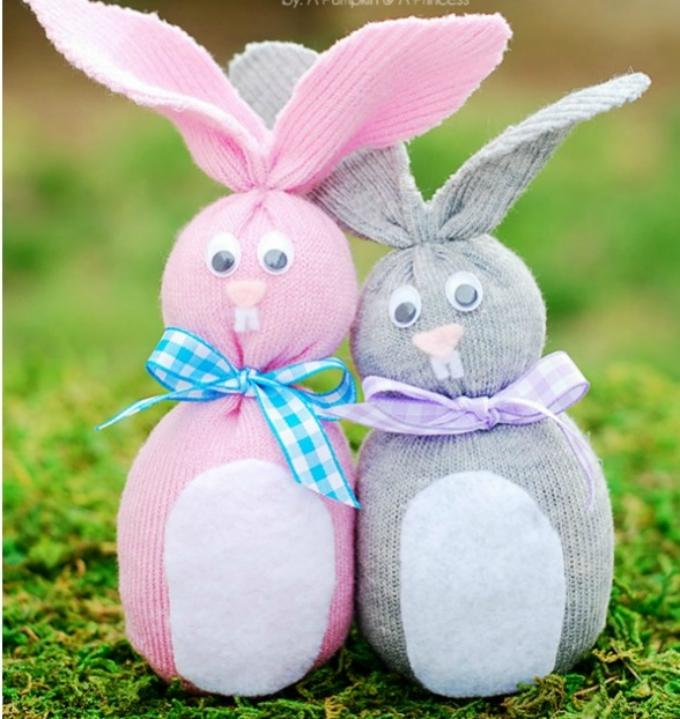22 Super Cute Bunny Crafts for Kids to Make