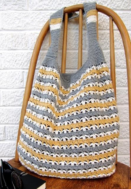 23 Free Crochet Purse  and  Bag Patterns