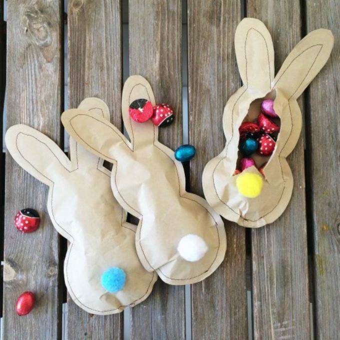 23 Super Cute Bunny Crafts for Kids to Make