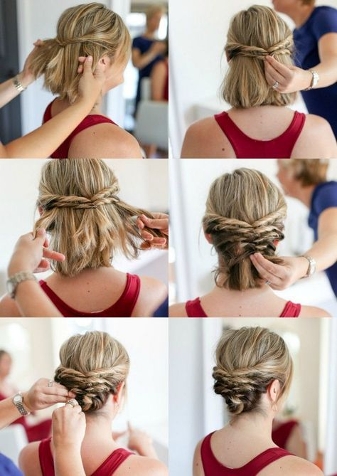 25 Easy and Cute Short Hairstyles For Round Face