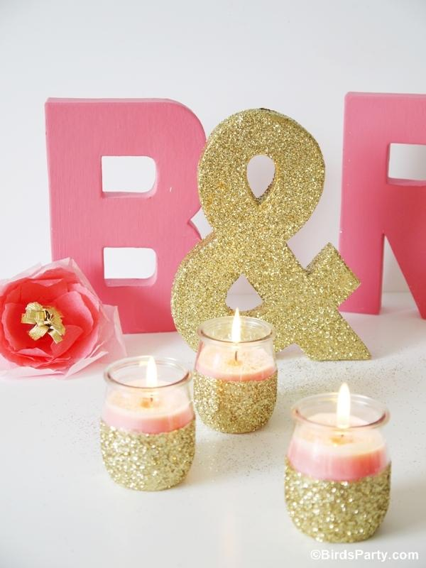 25 Fun and Easy DIY Candle Holder Projects