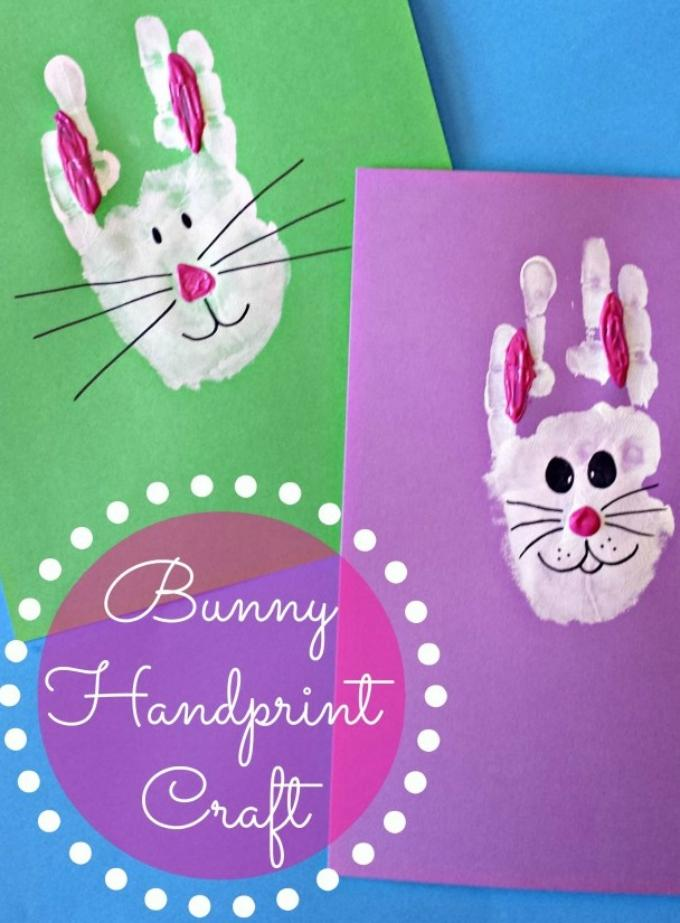 25 Super Cute Bunny Crafts for Kids to Make