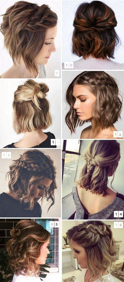 26 Easy and Cute Short Hairstyles For Round Face