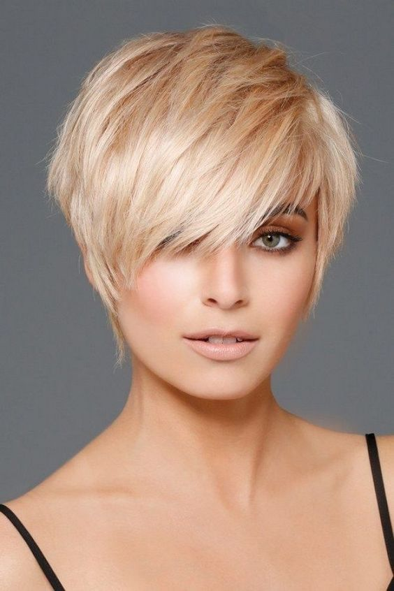 26 Easy and Trendy Short Hairstyles for Ladies