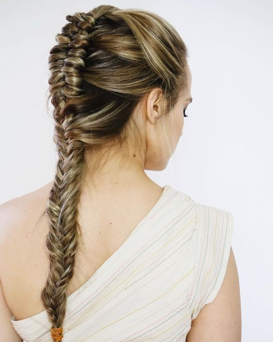 26 Most Trendy Wedding Hairstyles Inspiration for Bride