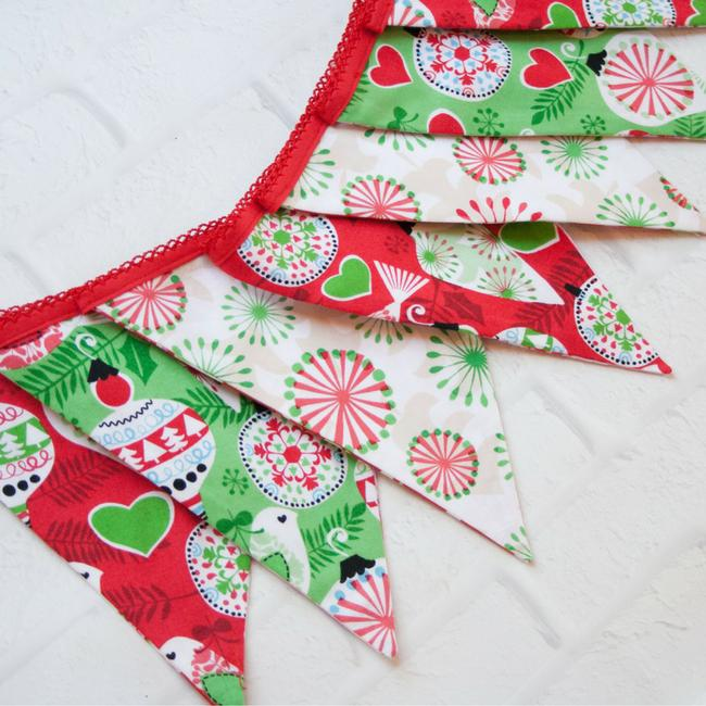 28 Cute And Easy Christmas Sewing Projects