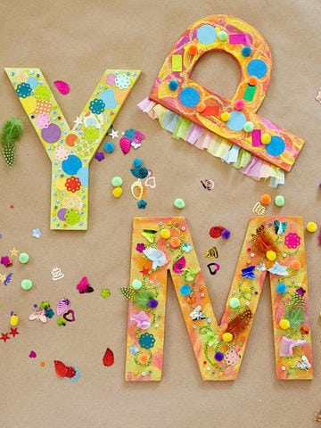 28 Easy  and  Fun Kids Crafts That Are Perfect for Beginners