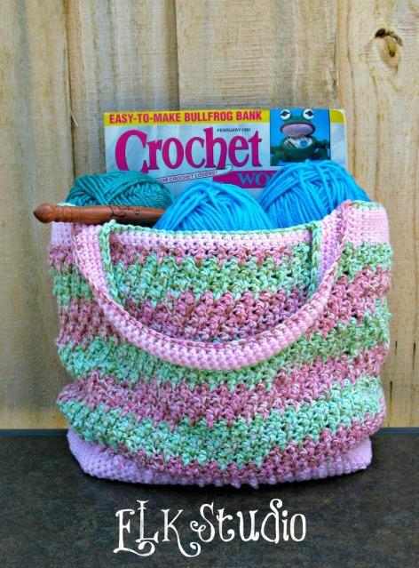 28 Free Crochet Purse  and  Bag Patterns