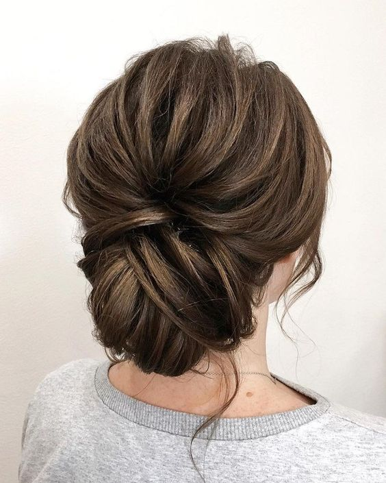 29 Most Trendy Wedding Hairstyles Inspiration for Bride