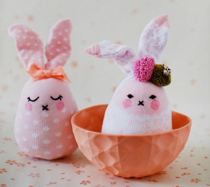 29 Super Cute Bunny Crafts for Kids to Make