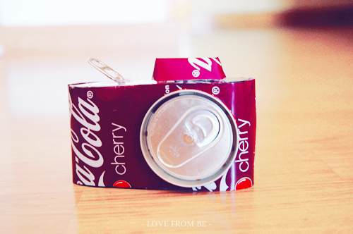 3 Amazing Things You Can Do with Empty Soda Cans