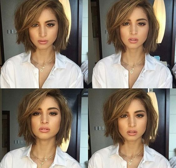 3 Easy and Trendy Short Hairstyles for Ladies