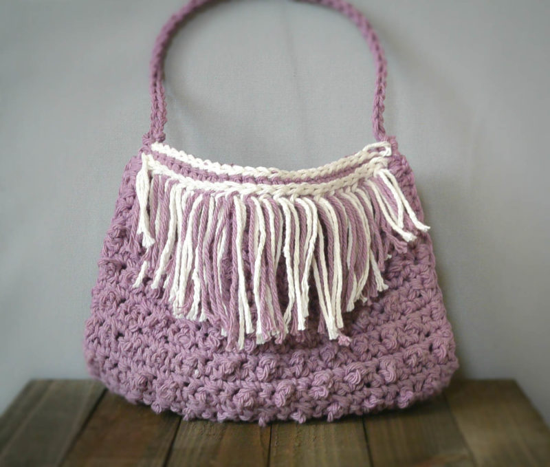 3 Free Crochet Purse  and  Bag Patterns