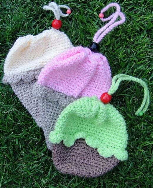 30 Free Crochet Purse  and  Bag Patterns