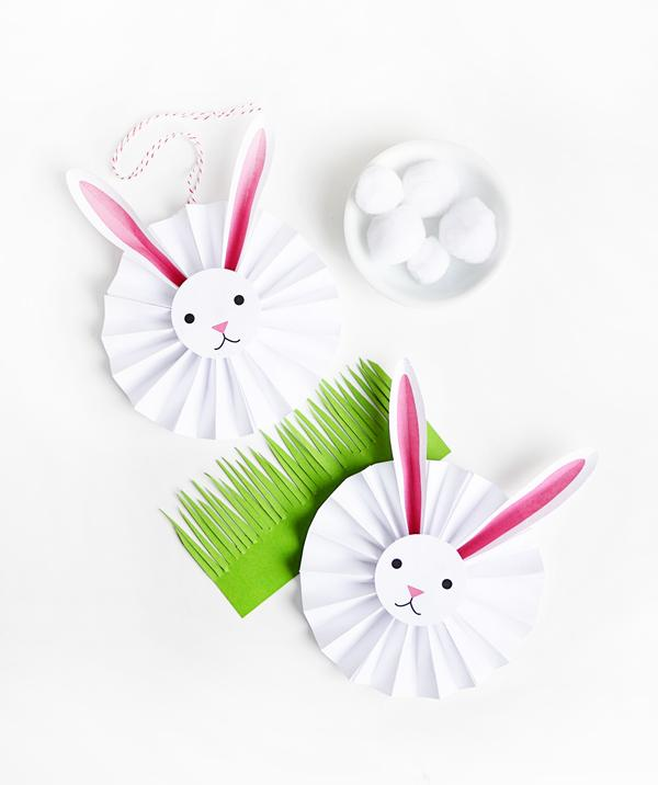 30 Super Cute Bunny Crafts for Kids to Make