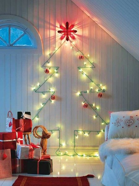 30 Amazing Diy Christmas Wall Decor Ideas Page 30 Foliver Blog