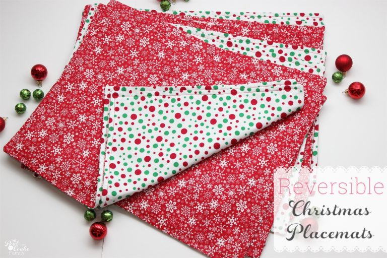 31 Cute And Easy Christmas Sewing Projects