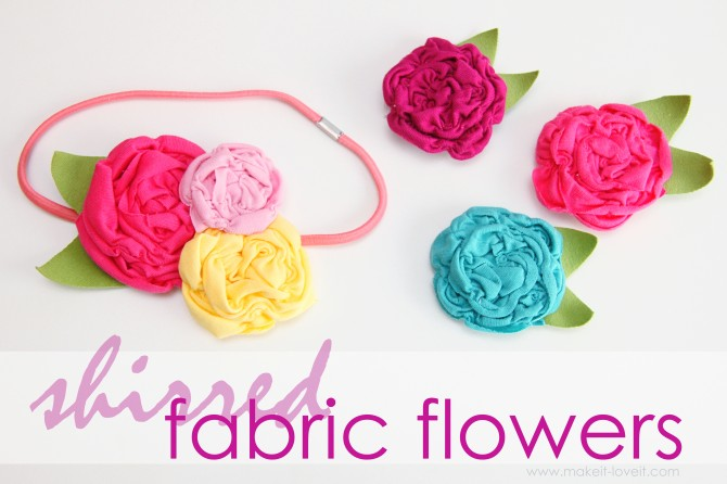 31 Fun and Easy Scrap Fabric Projects