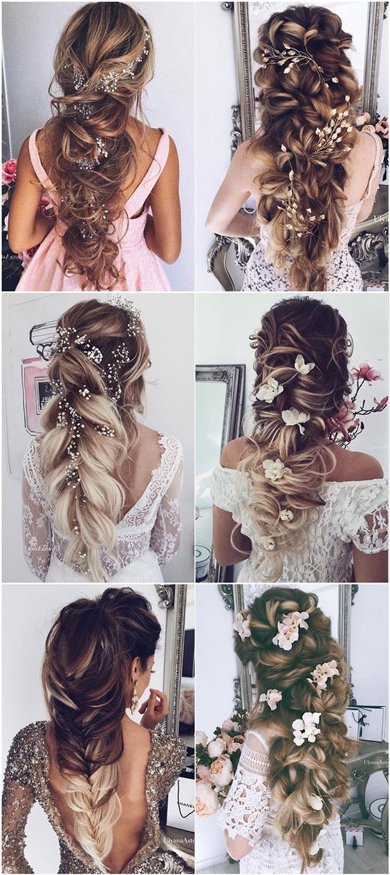 31 Most Trendy Wedding Hairstyles Inspiration for Bride