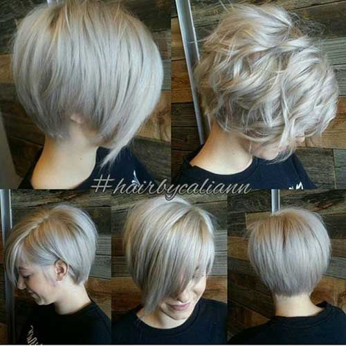 32 Easy and Trendy Short Hairstyles for Ladies