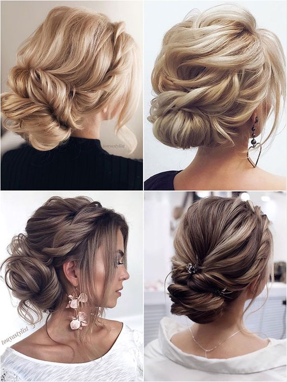32 Most Trendy Wedding Hairstyles Inspiration for Bride