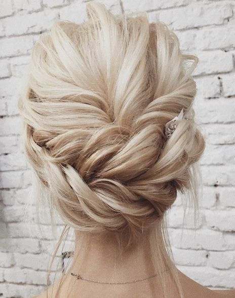 34 Most Trendy Wedding Hairstyles Inspiration for Bride