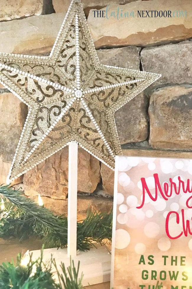 35 Amazing Dollar Tree Christmas Decor Ideas