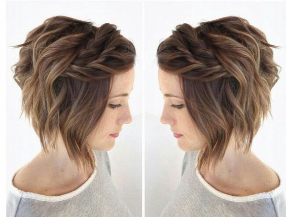 36 Easy and Trendy Short Hairstyles for Ladies