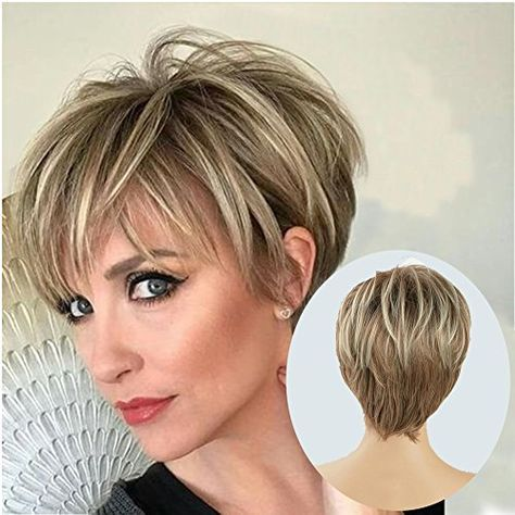 37 Easy and Trendy Short Hairstyles for Ladies