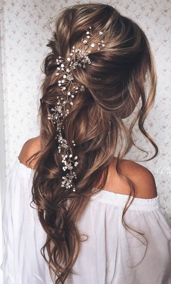 4 Most Trendy Wedding Hairstyles Inspiration for Bride
