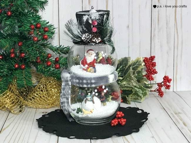 40 Amazing Dollar Tree Christmas Decor Ideas