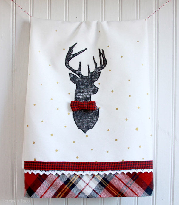 5 Cute And Easy Christmas Sewing Projects