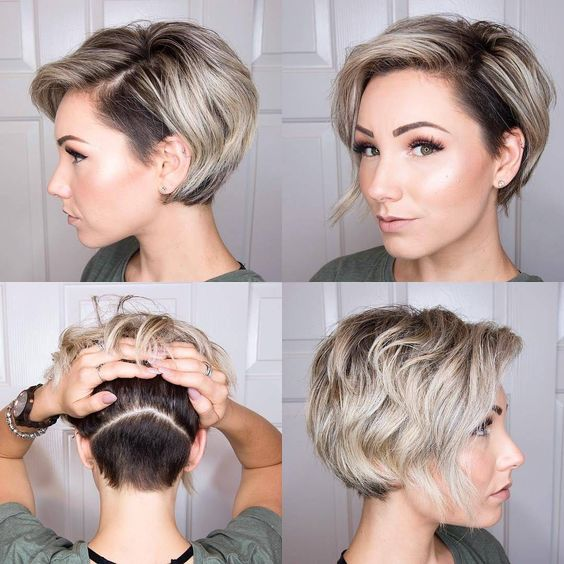 5 Easy and Cute Short Hairstyles For Round Face