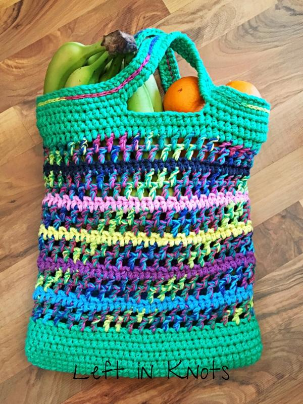 6 Free Crochet Purse  and  Bag Patterns