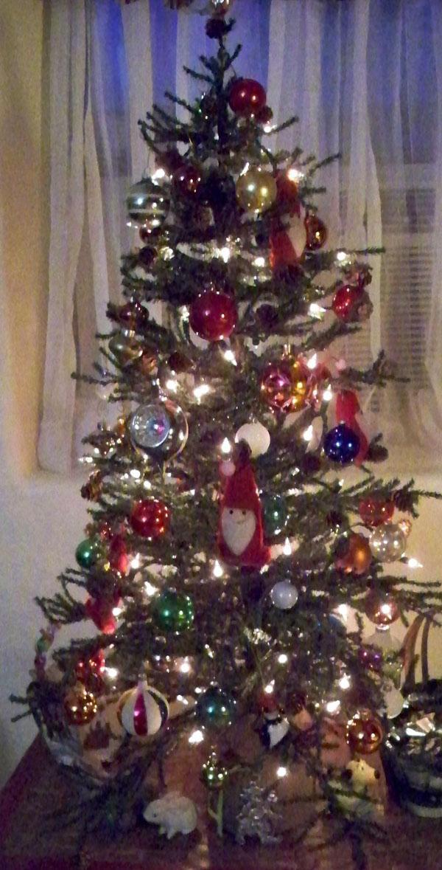 9 Carmel Pine Artificial Christmas Tree