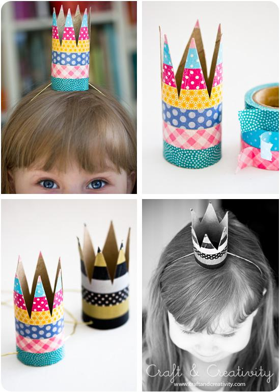 9 Clever Crafts Using Toilet Paper Rolls