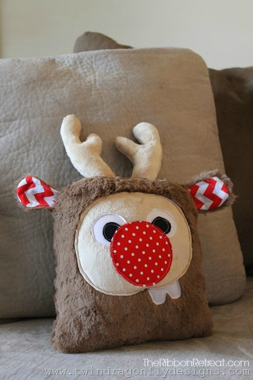 9 Cute And Easy Christmas Sewing Projects